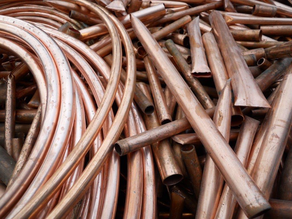 Metals City Scrap Wire Harness